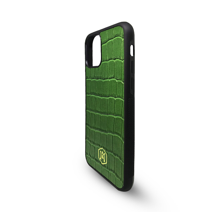 cover iphone 11 pro verde