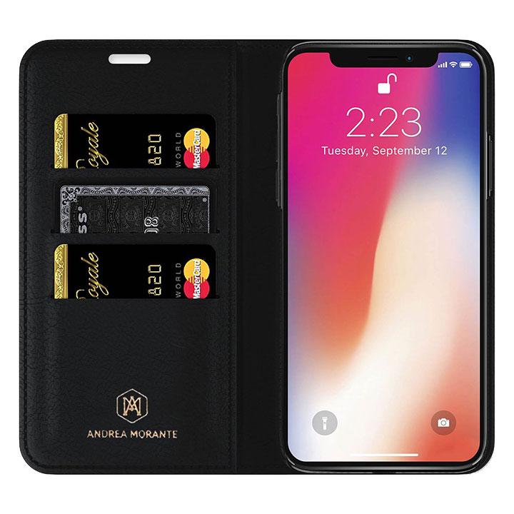 custodia a portafoglio iphone 11 pro max