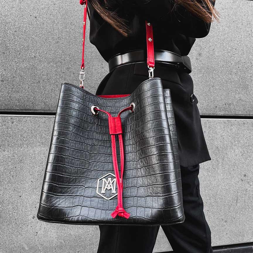 collezione donna borse